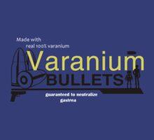 Varanium Bullets by TheAlmightyLPZ