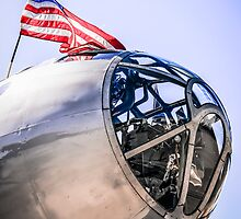 B29 Cockpit by chris-csfotobiz