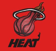 Miami Heat design by nbatextile