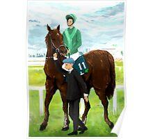 Horse Paint pt1 Poster