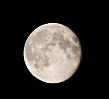 La Luna by GoddessChrissy