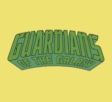 Guardians of the Galaxy Classic Logo 8 by nelder55