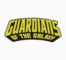 Guardians of the Galaxy Classic Logo 11 by nelder55