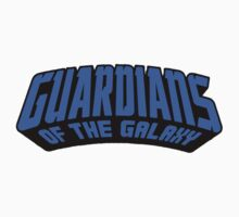 Guardians of the Galaxy Classic Logo 12 by nelder55