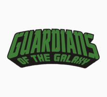 Guardians of the Galaxy Classic Logo 13 by nelder55
