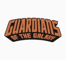 Guardians of the Galaxy Classic Logo 14 by nelder55