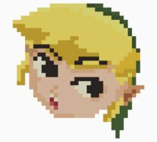 Link Pixel art by Bonkatomic