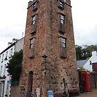 Curfew Tower, Cushendall  by NiallMcC