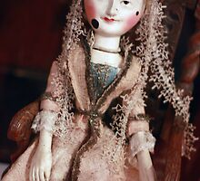 Rare Collectable Victorian Vintage Doll by ARTificiaLondon