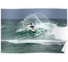 Matt Banting Throwin' It Down Poster