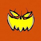 Bat-Pumpkin by Blinky2lame