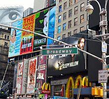 Broadway by KatMaria16