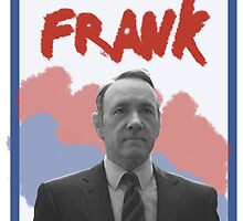 Frank Underwood - House of Cards - by elektro