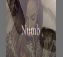 rihanna-numb  by dominique duva
