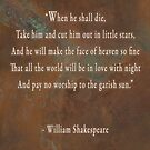 When he shall die... by Peter Ciccariello