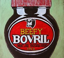 BOVRIL by Sonja Peacock