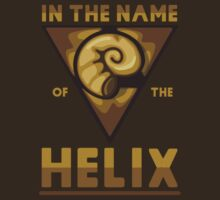 In The Name of the Helix! by PjMann