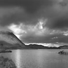 Crummock water.  by Peter Skillen