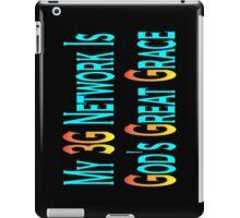 my 3g network iPad Case/Skin