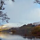 Loch Earn,Scotland by Jim Wilson