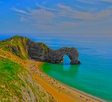 Jurassic Coast by AMiddleton