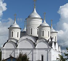 Spassky Cathedral by mrivserg