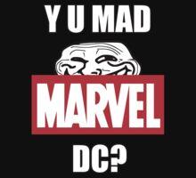 U MAD DC? by Jaeroar