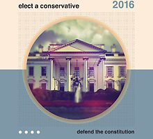 Elect A Conservative by morningdance