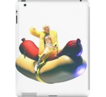 Miley - Hot Dog iPad Case/Skin