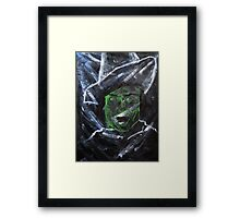 Everyone deserves a chance to fly Framed Print