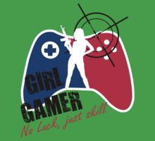 Girl Gamer by pharmacist89