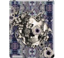 Maybe Next Time, Floral skull iPad Case/Skin
