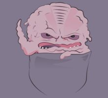 Krang In My Pocket by stuffofkings