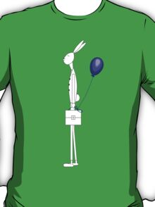 Bunny with balloon T-Shirt