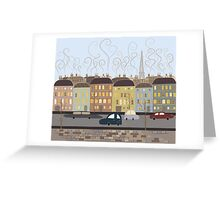 Paris, my love Greeting Card