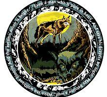 Wildwood: Wolf by stewartharris