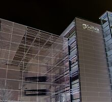 Endeavour House, Ipswich by wiggyofipswich