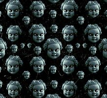 Evil Child Expression Pattern by DFLCreative