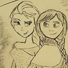 Sisters by AriaMarie91