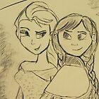 Sisters by AriaMarie91