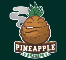 Pineapple Express by WackoPanda
