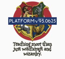 Harry Potter - Platform 9 3/4 by djprice