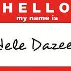 Adele Dazeem by mimiboo