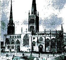 Coventry by Jonathan Kereve-Clarke (Coventry Artist)