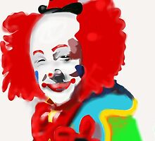 Happy clown by N3llb