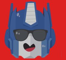 Cool Guy Optimus (Yeah!) by TheSassmaster