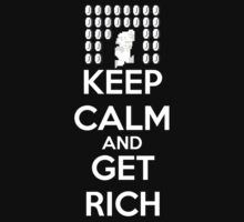 Keep Calm - Mario and Get Rich by innercoma