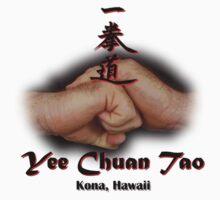 Yee Chuan Tao Kona Hawaii T-Shirt by cheekona