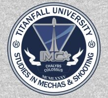 Titanfall University - Mech powered doctorates by Chronotaku