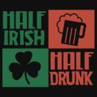 Half irish - Half drunk by nektarinchen